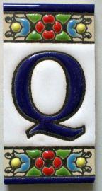 Q - Fliese N° 1