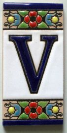 V - Fliese N° 1