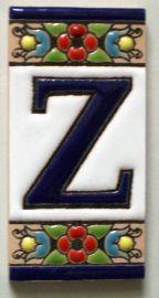 Z - Fliese N° 1
