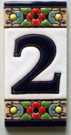 2 - Fliese N° 1