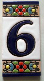 6 - Fliese N° 1