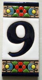 9 - Fliese N° 1