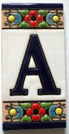 A - Fliese N° 1