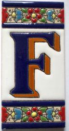 F - Fliese N° 2