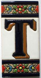 T - Fliese N° 2