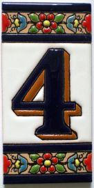 4 - Fliese N° 2