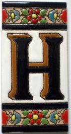H - Fliese N° 3