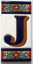 J - Fliese N° 3