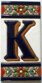 K - Fliese N° 3