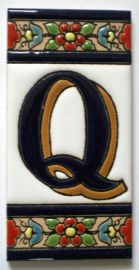 Q - Fliese N° 3