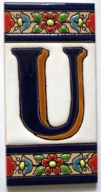 U - Fliese N° 3