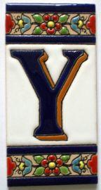 Y - Fliese N° 3