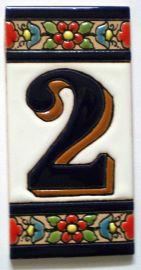 2 - Fliese N° 3