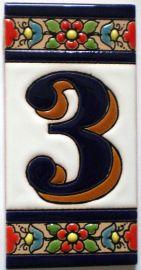 3 - Fliese N° 3