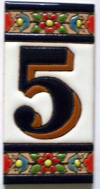 5 - Fliese N° 3