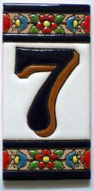7 - Fliese N° 3