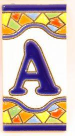A - Mosaik Fliese Gr. 1