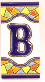B - Mosaik Fliese Gr. 1