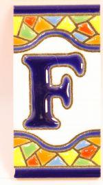 F - Mosaik Fliese Gr. 1