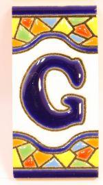 G - Mosaik Fliese Gr. 1