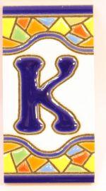 K - Mosaik Fliese Gr. 1